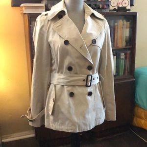 Banana Republic jacket Small, Tan